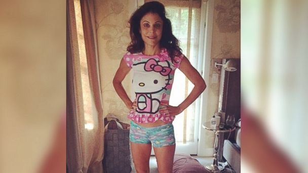 ht bethenny frankel daughters clothes instagram jc 140714 16x9 608 Bethenny Frankel Responds to Critics After Posing in 4 Year Old Daughters PJs