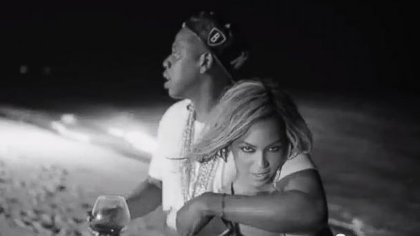 ht beyonce jayz drunk in love video sr 131227 16x9 608 How Beyonce and Jay Z Keep Marriage Hot