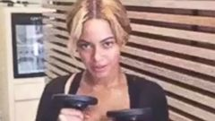 Beyonce Reveals Her Workout Moves