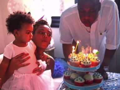 PHOTO: Beyonce, Blue Ivy and Jay Z are seen in this undated video posted by Beyonce on YouTube.