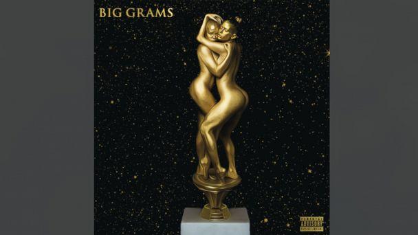 """PHOTO: Big Gramss """"Big Grams"""" album cover."""