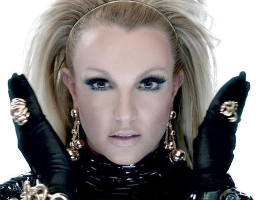 Britney Spears unveiled the new video for her collaboration with will.i.am, &quot;Scream And Shout&quot;, Nov. 28, 2012.