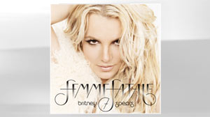 PHOTO Britney Spears? new album is ?Femme Fatale.?