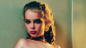 Tate museum pulls young Brooke Shields nude image