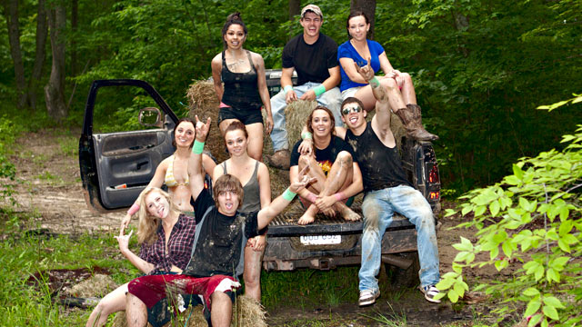 "PHOTO: ""BUCKWILD"" premieres on MTV next year."