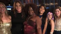 Caitlyn Jenner Enjoys a Dinner with Trans Women in NYC