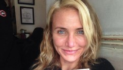 Cameron Diaz Shows Her Natural Beauty