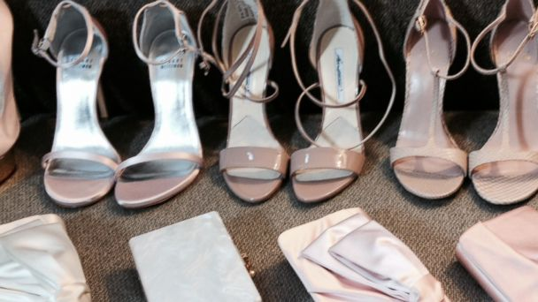 PHOTO: Camila Alves shares images of what her dressing room looks like in preparations for the Oscars, March 2, 2014.