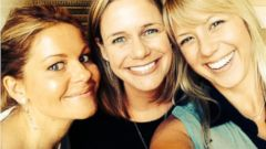 Candace Cameron Bure Shares a Full House Selfie
