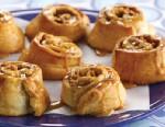 PHOTO: Lisa Lilliens caramel apple cinnamon buns recipe is shown here.