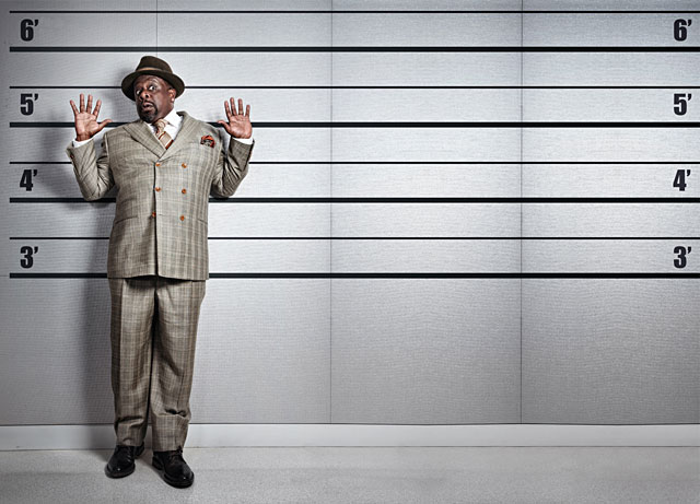ht cedric the entertainer ll 130815 wblog 15 Minutes and Fame: Paul Mobleys Dazzling Celebrity Portraits