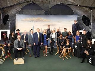 'The Celebrity Apprentice' star Donald Trump fires Dionne ...