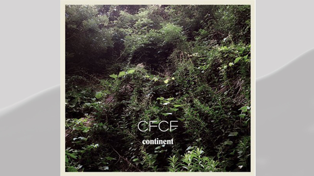 PHOTO: CFCF's Continent album cover
