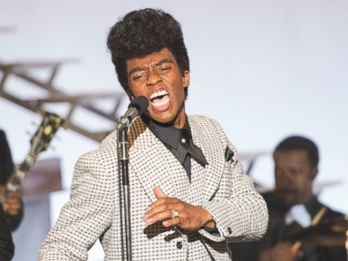 How Chadwick Boseman Transformed Into James Brown