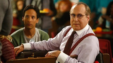 PHOTO: Chevy Chase in 'Community'