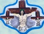 PHOTO: Paining of Christ