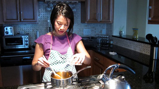 "PHOTO: ""MasterChef"" winner Christine Ha, 33, nearly lost all of her eyesight about five years ago after being diagnosed with an auto-immune disease that attacks the optic nerves."
