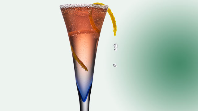 PHOTO: Ciroc's Lola sparkling cocktail is shown here.