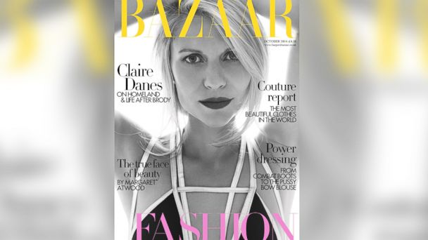 ht claire danes harpers bazaar FLOAT kb 140902 16x9 608 Claire Danes Sometimes Trapped by the Role of Motherhood