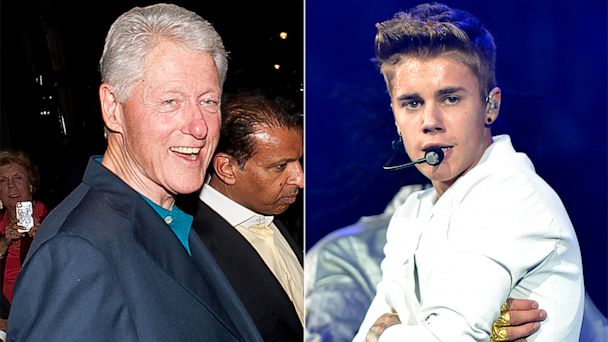 ht clinton bieber kb 130711 16x9 608 Why Justin Bieber Apologized to Bill Clinton