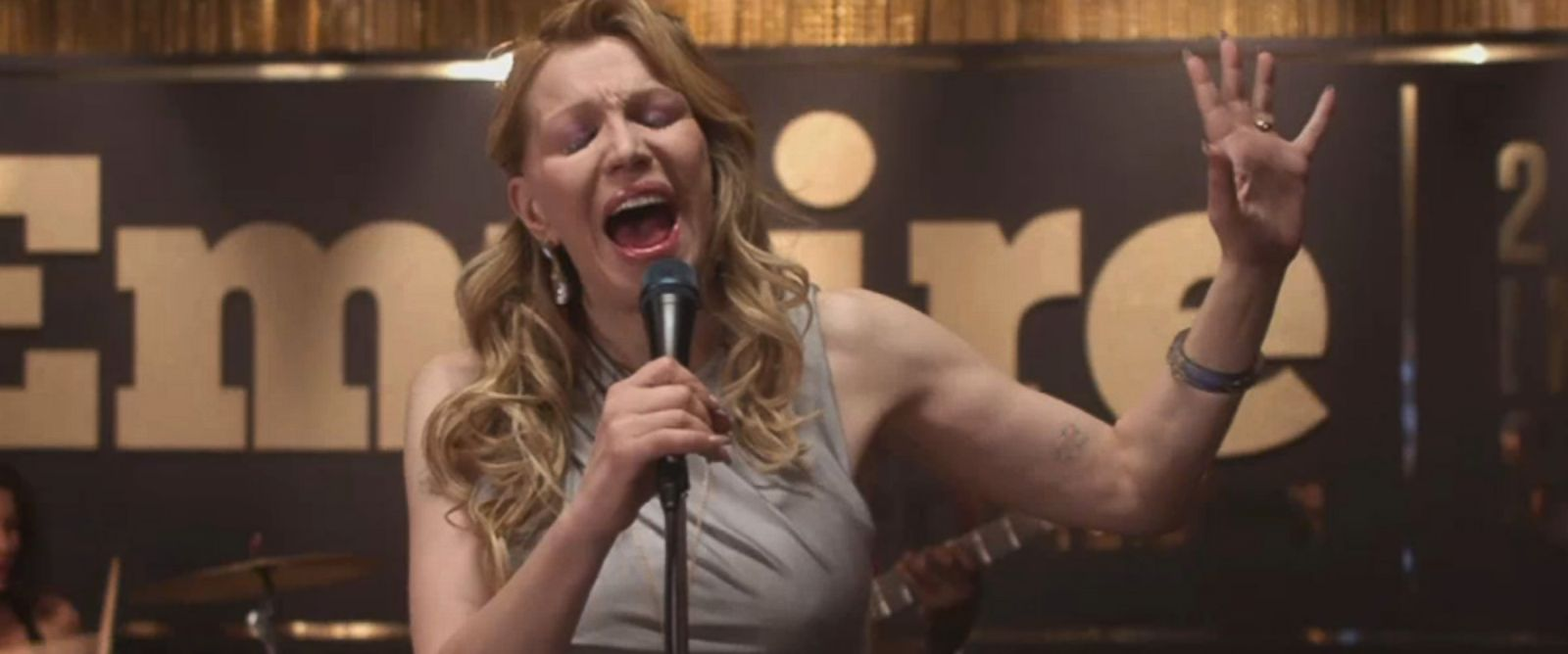"PHOTO: Courtney Love is pictured in a scene from ""Empire."""
