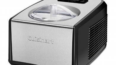 PHOTO: Cuisinart's Ice Cream and Gelato Maker, $40