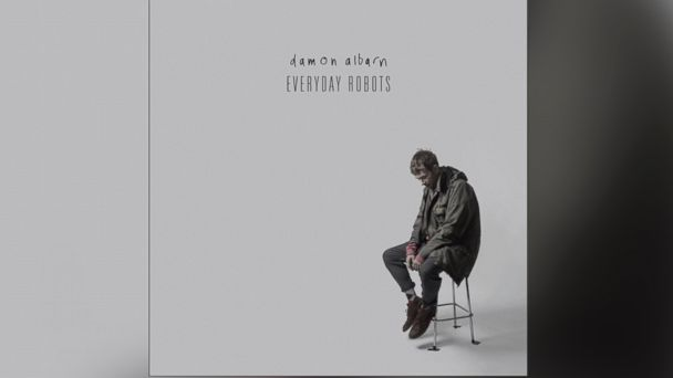 PHOTO: Damon Albarn - Everyday Robots