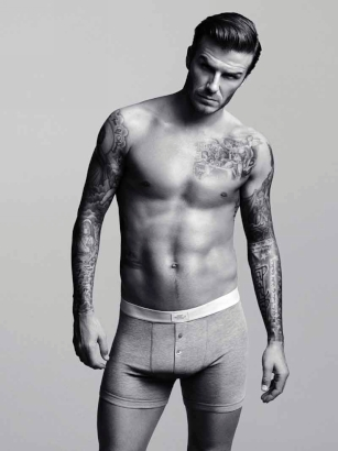 David Beckham Product Endorsements