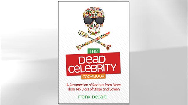 The dead celebrity cookbook