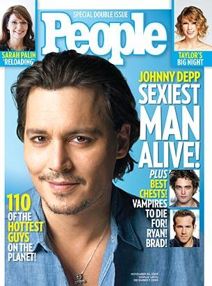 People Magazine's Sexiest Man Alive