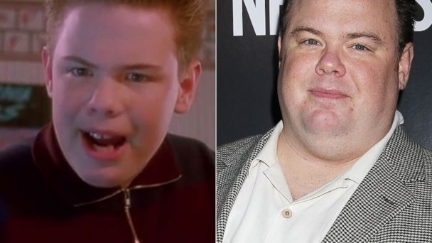 Home Alone  Cast  Where Are They Now  - ABC NewsHome Alone Kid Then And Now