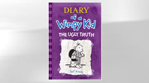 "PHOTO ""The Diary of a Wimpy Kid: The Ugly Truth"" by Jeff Kinney is shown here."
