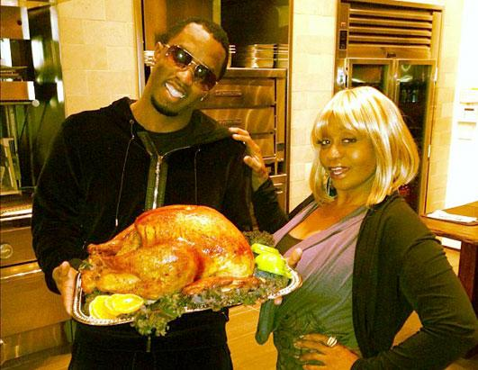 Stars Celebrate Thanksgiving