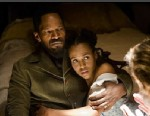 "PHOTO: Jamie Foxx and Kerry Washington star in ""Django Unchained."""