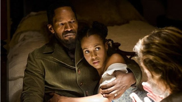 PHOTO: Jamie Foxx and Kerry Washington star in
