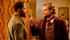 PHOTO: Jamie Foxx and Leonardo DiCaprio in 'Django Unchained'