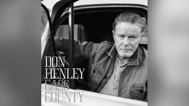 """PHOTO: Don Henleys """"Cass County"""" album cover."""