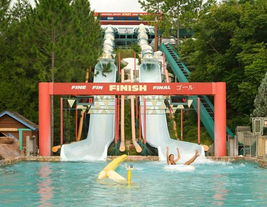 America's Amazing Waterslides