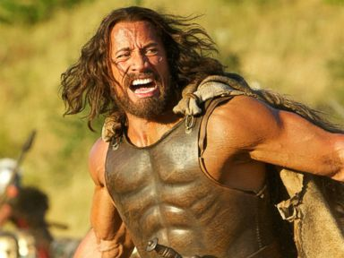 The Rock Reveals the Disgusting Origin of His 'Hercules' Beard