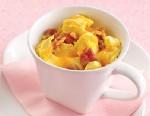 PHOTO: Lisa Lilliens bacon cheddar egg mug recipe is shown here.