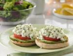 PHOTO: Thomas English Muffins egg white salad english muffin is shown here.
