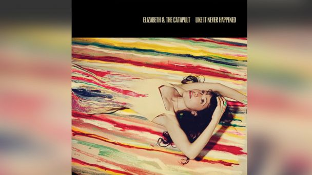 "PHOTO: ""Like It Never Happened"" by Elizabeth & The Catapult."