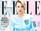 PHOTO: Emily VanCamp appears on the April 2014 cover of Elle Canada.
