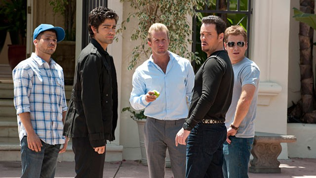 PHOTO:&nbsp;Cast of 'Entourage'
