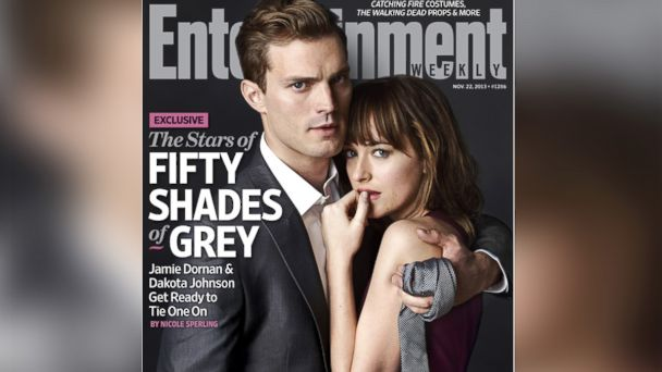 ht ew fifty shades kb 131113 16x9 608 Jamie Dornan and Dakota Johnson in Fifty Shades of Grey