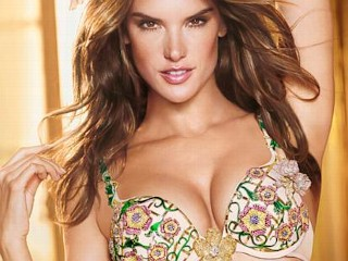 Photos: Victoria's Secret Debuts $2.5M Bra