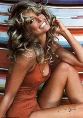 Farrah Fawcett's Red Swimsuit Headed to Smithsonian Museum
