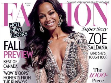 Zoe Saldana on Why She Married Marco Perago