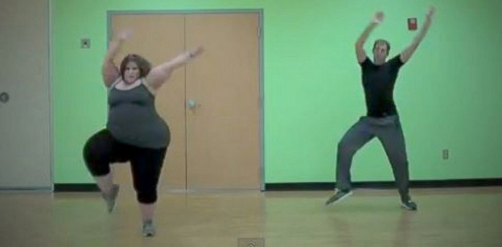 PHOTO: Whitney Thore in A Fat Girl Dancing: Talk Dirty to Me (Jason Derulo)