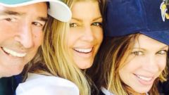 Aww! Fergie Shares a Sweet Family Photo